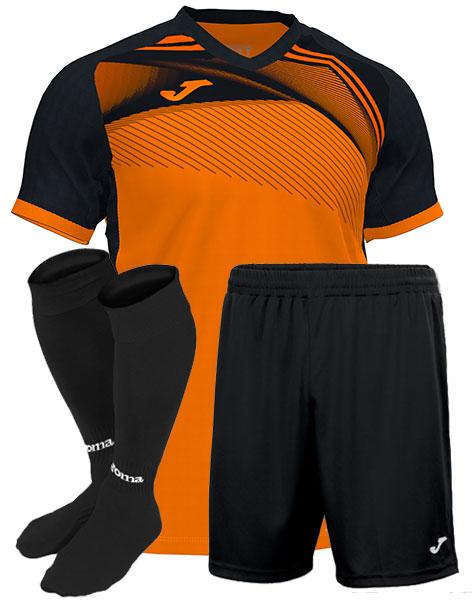 Футбольная форма Joma SUPERNOVA II оранж