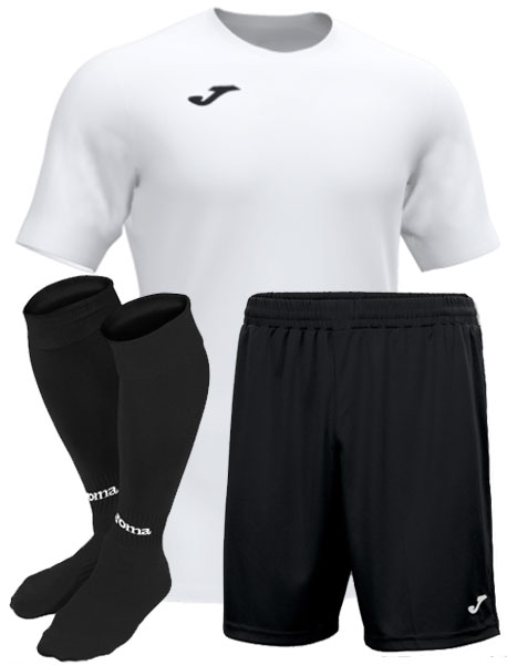 Футбольная форма Joma Academy III белая