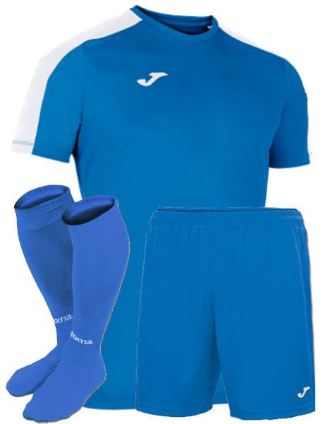 Футбольная форма Joma Academy III синяя