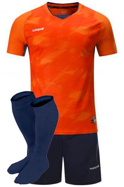Футбольная форма Europaw 027 оранж