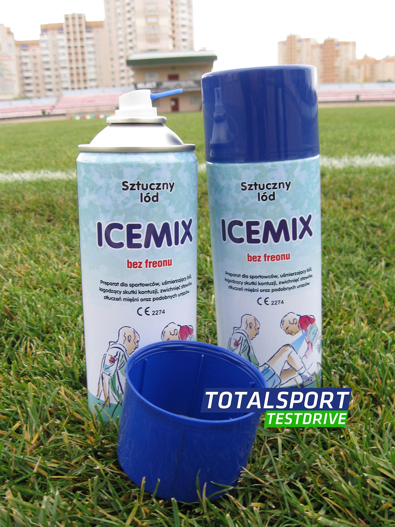 заморозка ice mix