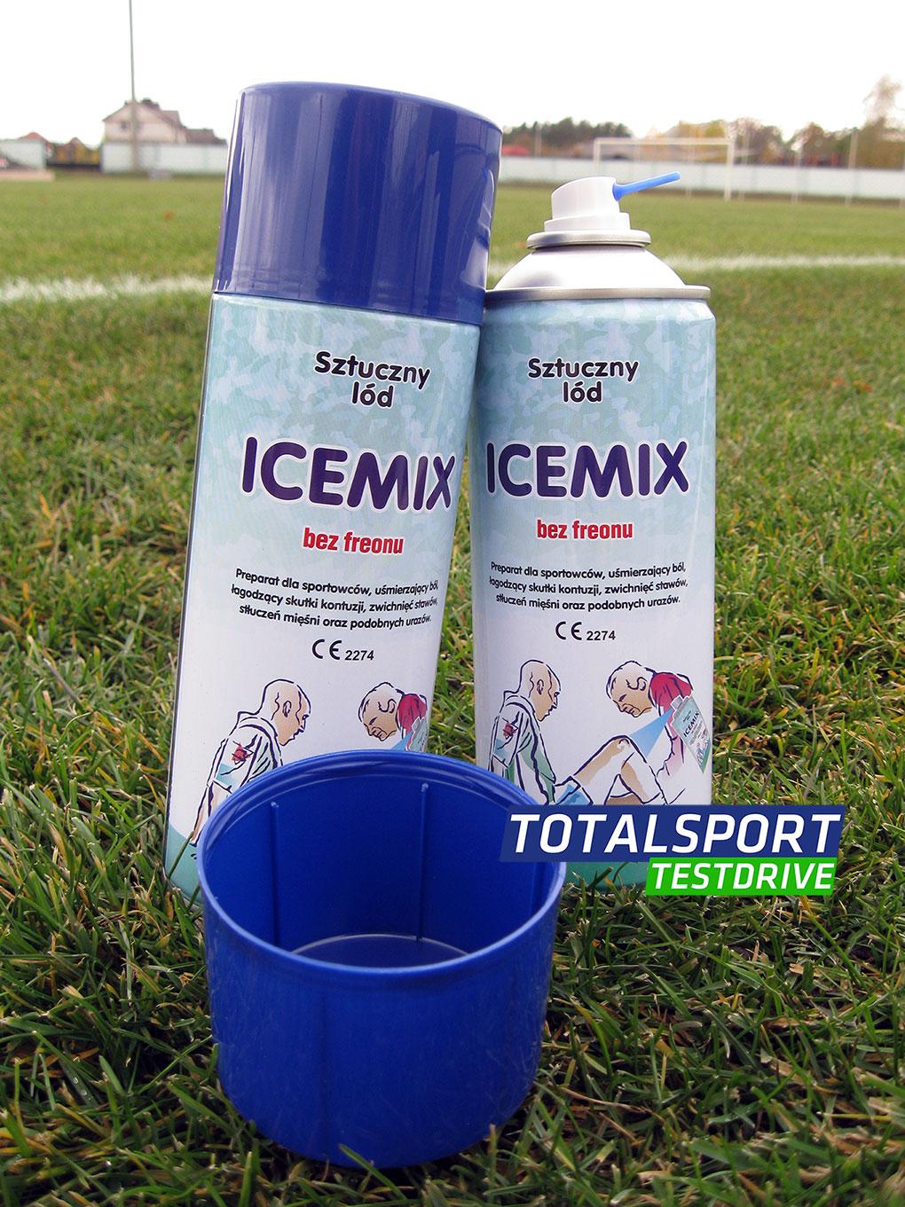 купить заморозку спрей охлаждающий Ice Mix
