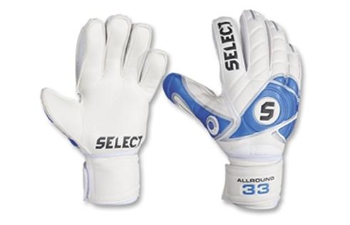 Перчатки вратарские SELECT 33 All Round