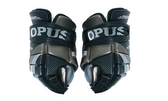 Перчатки хоккейные Opus 3659 HIGH 3500 black