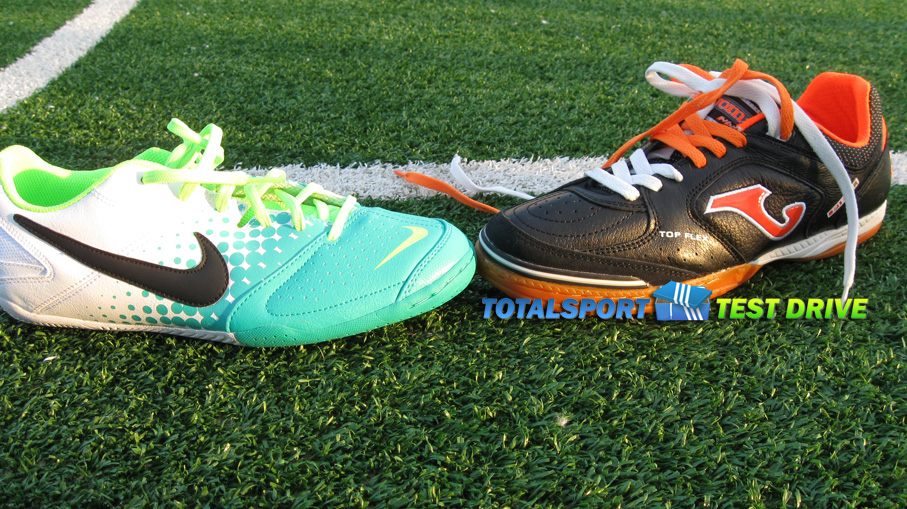 Joma VS Nike