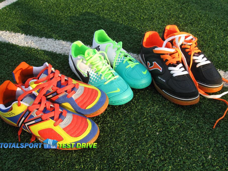 обувь для игры в футзал