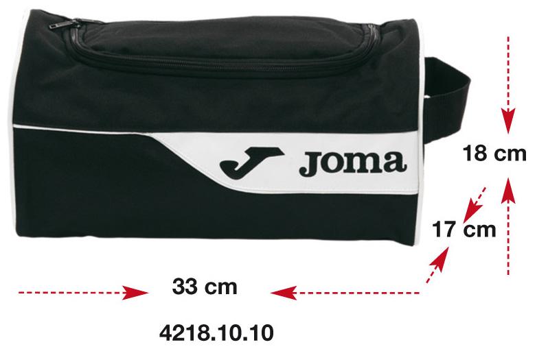Качественная спортивная сумка для обуви Shoe bag. полиэстер.  JOMA.