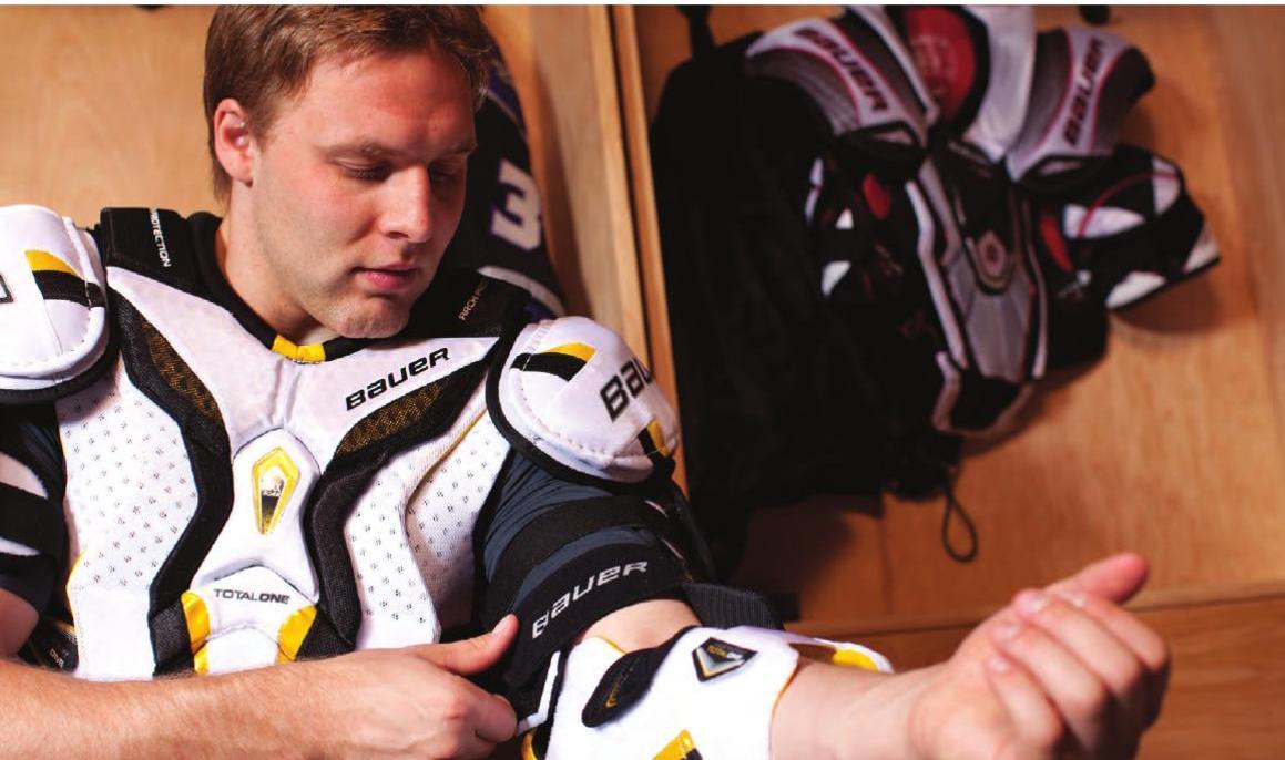 как одевать хоккейную форму статья