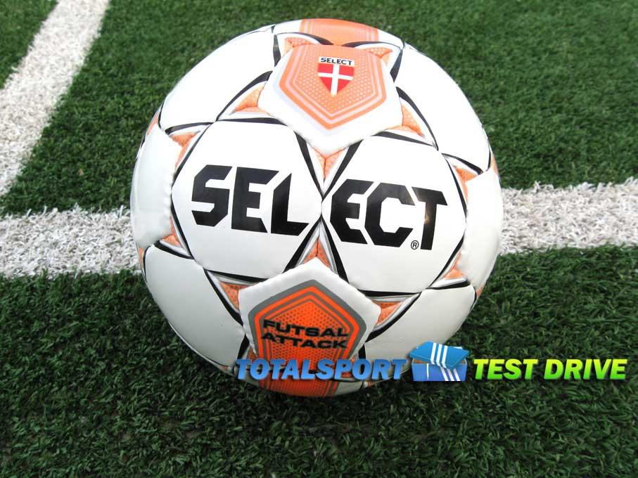 Select Attack мяч