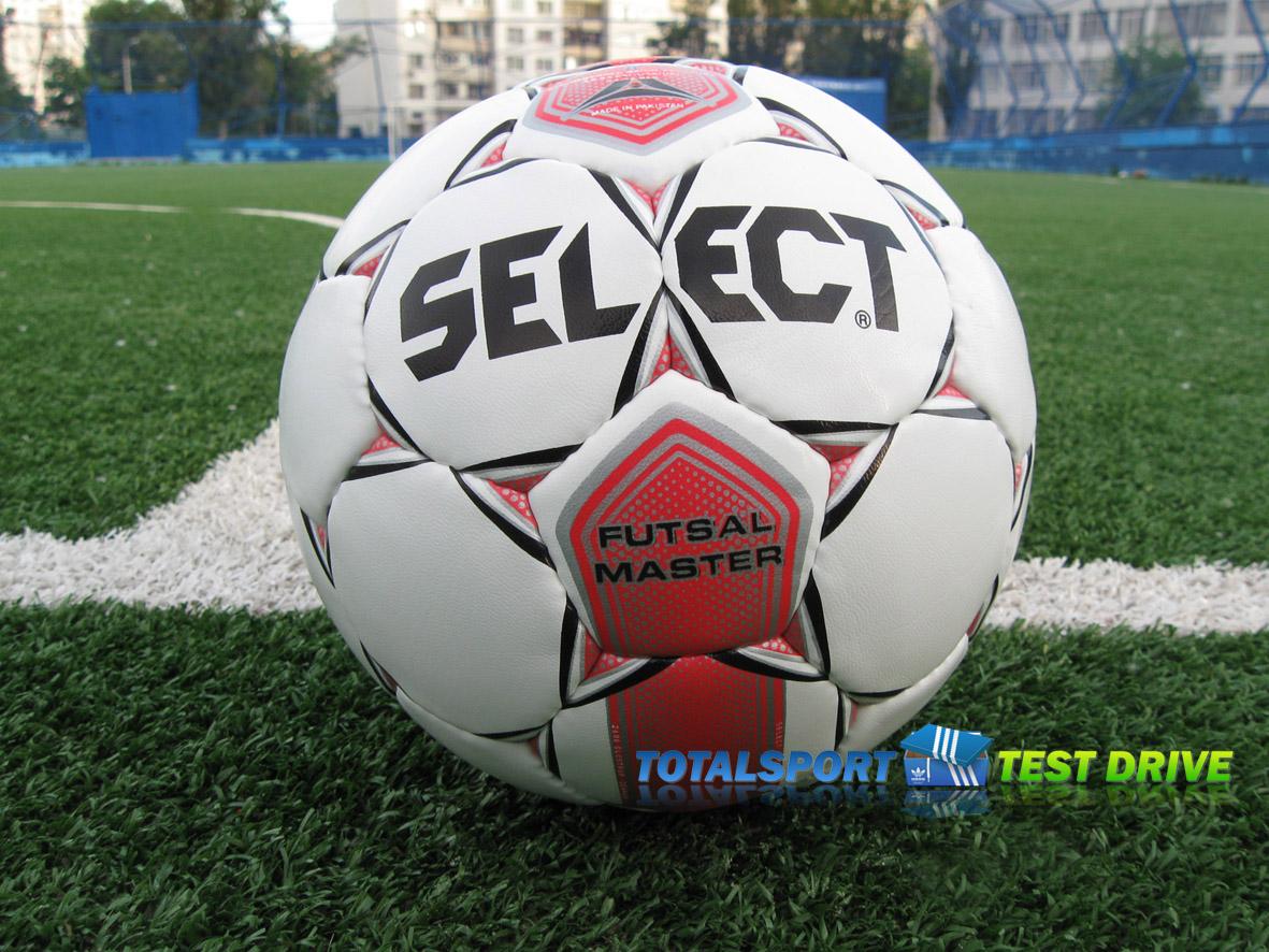 Select Futsal Master в полевых условиях