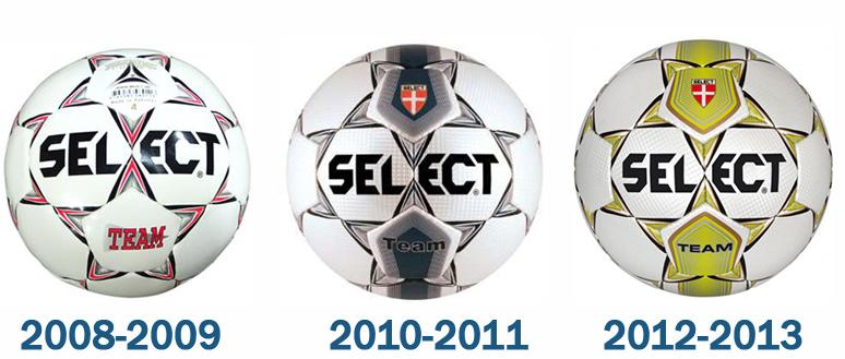 лучший мяч для футбола Select team  Fifa