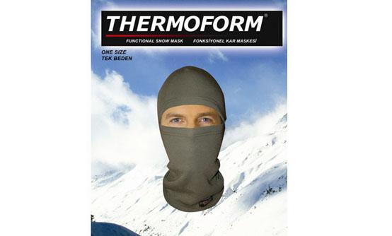 Балаклава горнолыжная Thermoform DUO HZT 1-014