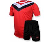 Футбольная форма FB-model:004 красная EUROPAW