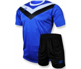 Футбольная форма FB-model:004 синяя EUROPAW
