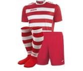 Комплект футбольной формы Joma EUROPA II 1211.98.001-z (футболка+шорты+гетры Zebra)