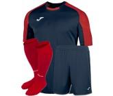 Футболка+шорты+гетры JOMA ESSENTIAL 101105.306