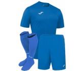 Комплект футбольной формы Joma Campus (футболка+шорты+гетры) 100417-700