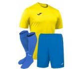 Комплект футбольной формы Joma Campus (футболка+шорты+гетры) 100417.900