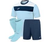 Комплект футбольной формы Joma CREW(футболка+шорты+гетры) 100224.350