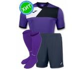 Детская футбольная форма Joma CREW II 100611.551(футболка+шорты+гетры)