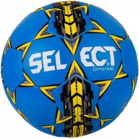Акция!!! Хит!!!Футбольный мяч SELECT DYNAMIC синий