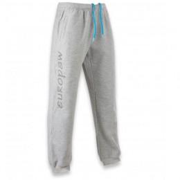 Брюки трикотажные Europaw 16 серые suits-euro-01324