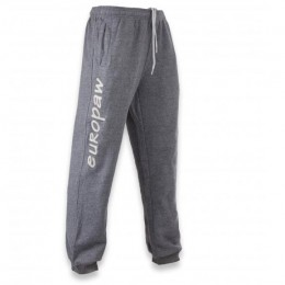 Брюки трикотажные Europaw 16 темно-серые suits-euro-01330