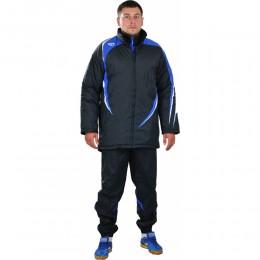 Куртка зимняя Europaw 2010 черно-синяя wint-euro-00644