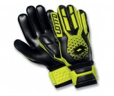 Вратарские перчатки Lotto GLOVE GK SPIDER 500 (S4045) YELLOW SAF/BLACK