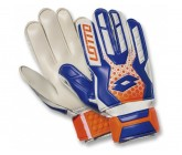 Вратарские перчатки Lotto GLOVE GK SPIDER 800 (S4046) WHITE/BLUE SHIVER