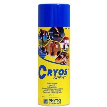 Заморозка спрей от травм (блок) Cryos 400 мл - 12 шт