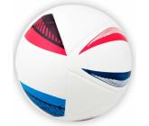 Мяч футбольный Euro белый клеенный [5] EUROPAW FB-003