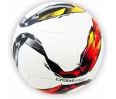 Мяч футбольный Torfabrik белый клеенный [5] EUROPAW RF-004