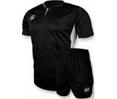 Футбольная форма FB-model:005 черно - белая EUROPAW
