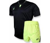 Футбольная форма FB-model:005 черно - зеленая EUROPAW