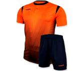 Футбольная форма Europaw FB-011 оранжевая