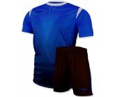 Футбольная форма Europaw FB-011 синяя