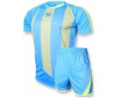 Футбольная форма FB-model:001 бирюзово - салатовая EUROPAW