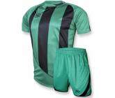 Футбольная форма FB-model:001 зелено - черная EUROPAW