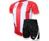 Футбольная форма FB-model:001 красно - белая EUROPAW