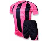 Футбольная форма FB-model:001 розово - черная EUROPAW