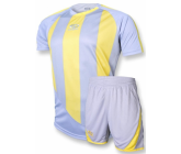 Футбольная форма FB-model:001 серо - желтая EUROPAW