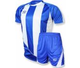 Футбольная форма FB-model:001 сине - белая EUROPAW