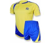 Футбольная форма FB-model:002 желто - синяя EUROPAW