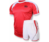 Футбольная форма FB-model:003 красно - белая EUROPAW