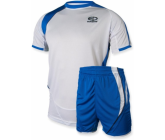Футбольная форма FB-model:003 бело - синяя EUROPAW