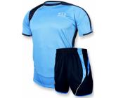 Футбольная форма FB-model:003 берюзово - т.синяя EUROPAW