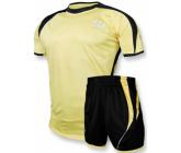Футбольная форма FB-model:003 желто - черная EUROPAW