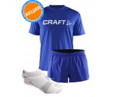 Акционный набор для бега Craft Focus Race футболка+шорты+носки