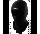Балаклава горнолыжная Craft Zero Face Protector 190866 2999 Black/ Lava